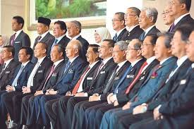 Goons in Malaysia's Cabinet