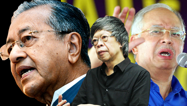Whitewashing Najib's image won't do
