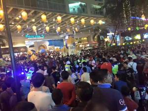 Low Yat Plaza violence