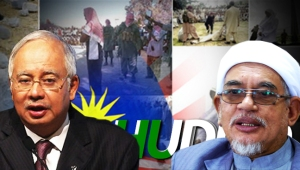 Najib and Hadi-The Huds