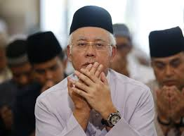 Najib in Prayer2