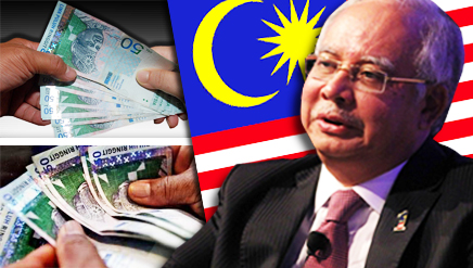 Image result for najib money