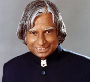 President Abdul Kalam