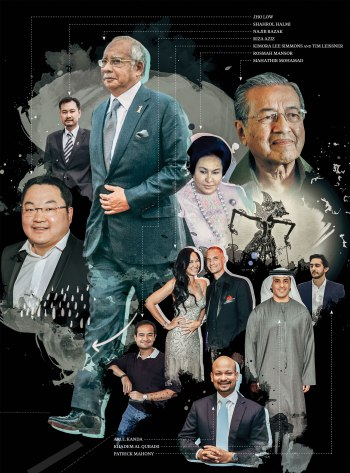 BLOOMBERG: The Scandal that ate Malaysia