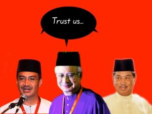 Trust Us Gang