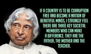 Kalam and Corruption