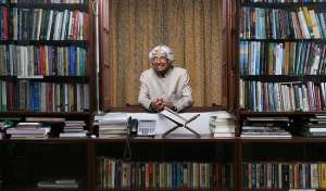 Kalam and Love of Books