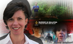 East Asia journalist, Mary Ann Jolley
