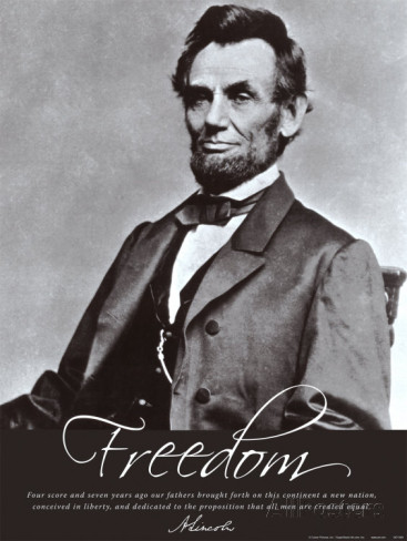freedom-abraham-lincoln