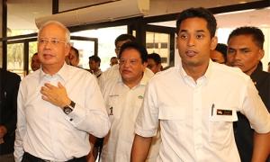 KJ and Najib