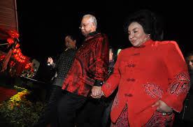 Najib and Rosie