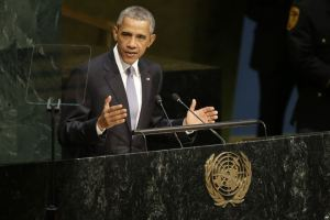 Obama at UN2015