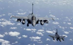 Rafale multi-role fighter jet