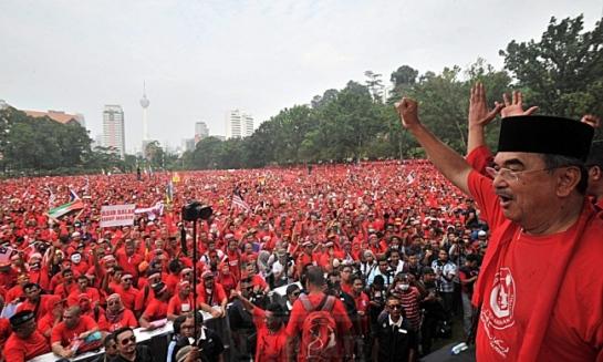 Red Shirts-Pesaka