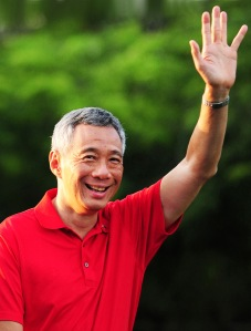 PAP wins 2015 General Elections Led by Prime Minister Lee Hsien Loong
