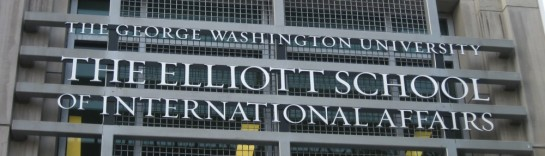 The Elliot School of International Affairs