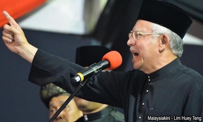 Image result for Najib Razak--Malaysia's Corrupt Hypocrite