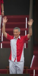 Victorious PM Lee