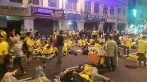 Wong Chin Huat Bersih 4.0