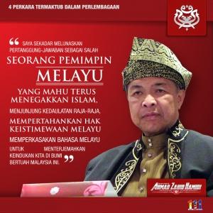 Zahid Hamidi--Malay Rights