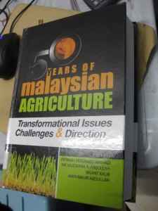 50 years of Malaysian Agriculture