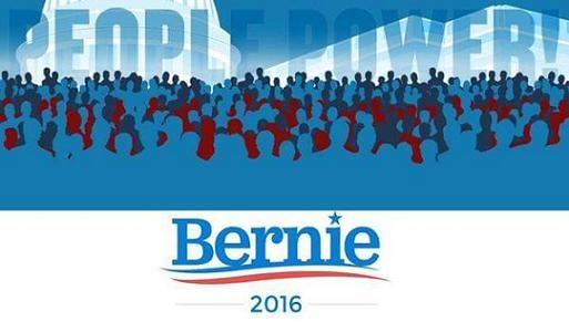 Bernie Sanders Facebook Banner