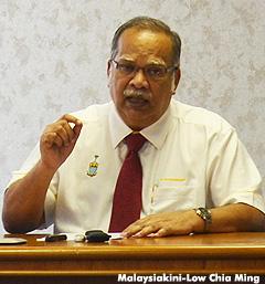 Dr. P Ramasamy