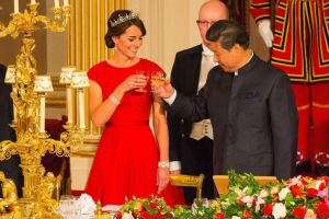 Kate and Xi
