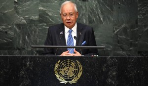 Najib at Unga 2015