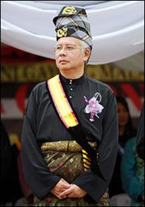 Najib Tipu Melayu
