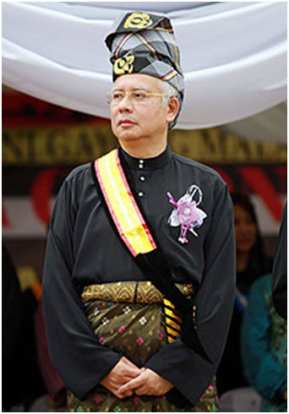 Image result for Malaysia's Corrupt Prime Minister