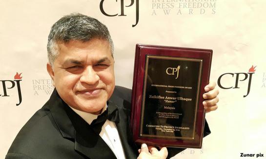Congrats Zunar