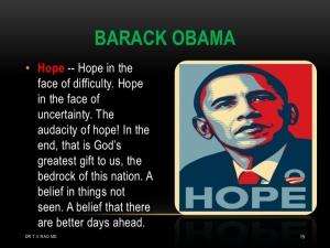 Hope turns hopeless