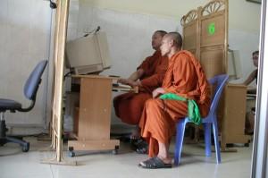 Modern Cambodian Monka