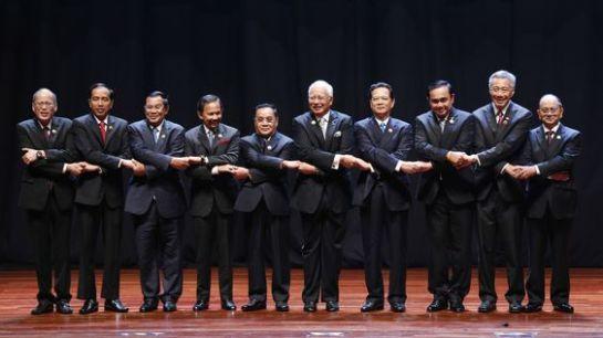 Najib and ASEAN Leaders