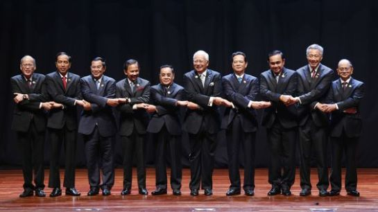 Najib and ASEAN Leaders