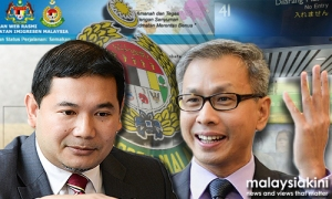 Rafizi and Tony Pua
