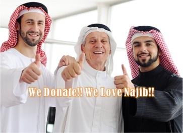 Arabians-Donate-Arabians-Love-Najib1