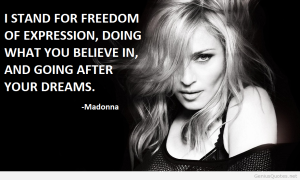Madonna-Freedom-Quote
