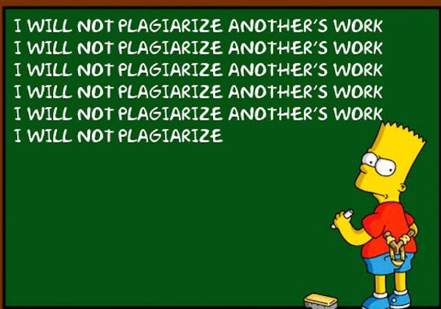 Academic dishonesty thesis