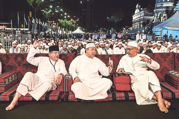 Image result for Pious Malay Leaders
