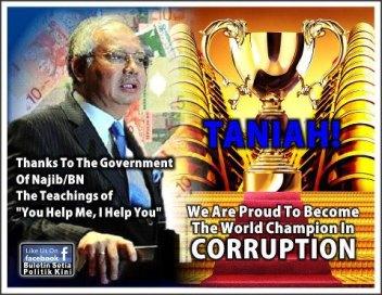 malaysia-no-1-in-corruption