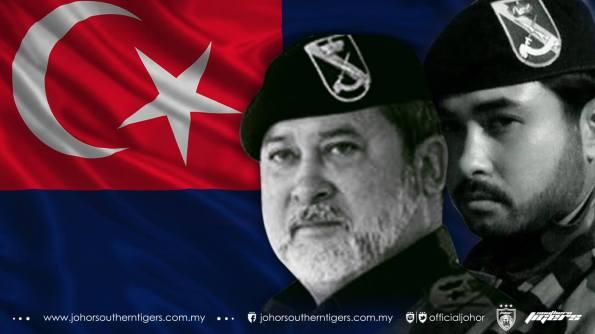 Image result for HRH Sultan of Johor