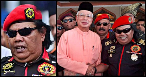 Image result for Najib and Rani Kulup
