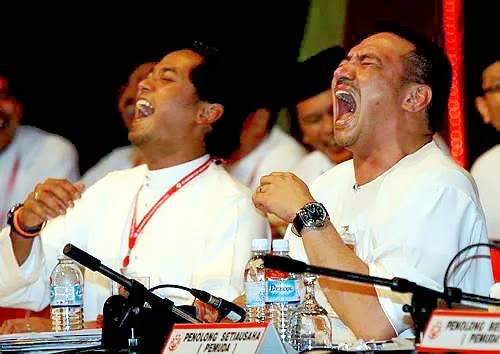 Image result for Hishammuddin Hussein the idiot