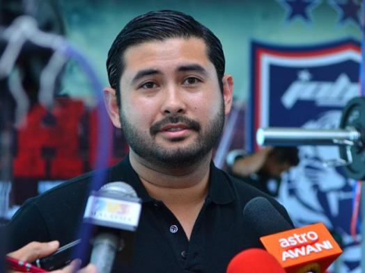 Image result for The Crown Prince of Johor Tunku Ismail