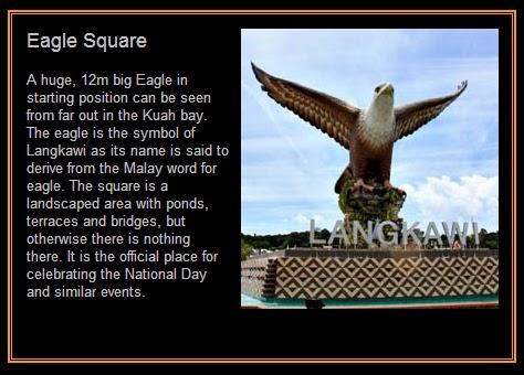Image result for Langkawi Eagle Landmark