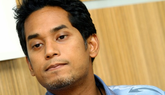 Image result for Khairy Jamaluddin--Man in a Hurry