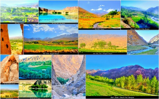Image result for bamiyan valley destroyed