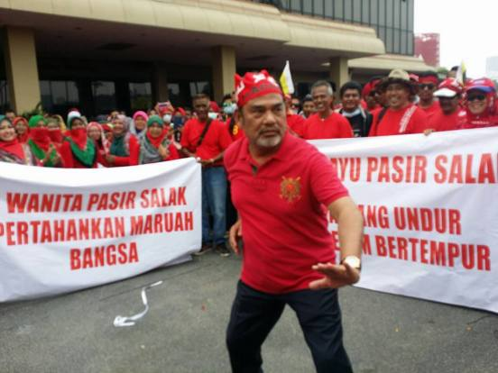 Image result for Tajuddin Abdul Rahman on KOK
